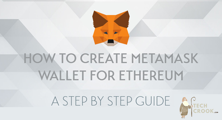 How to create Ethereum Wallet using MetaMask