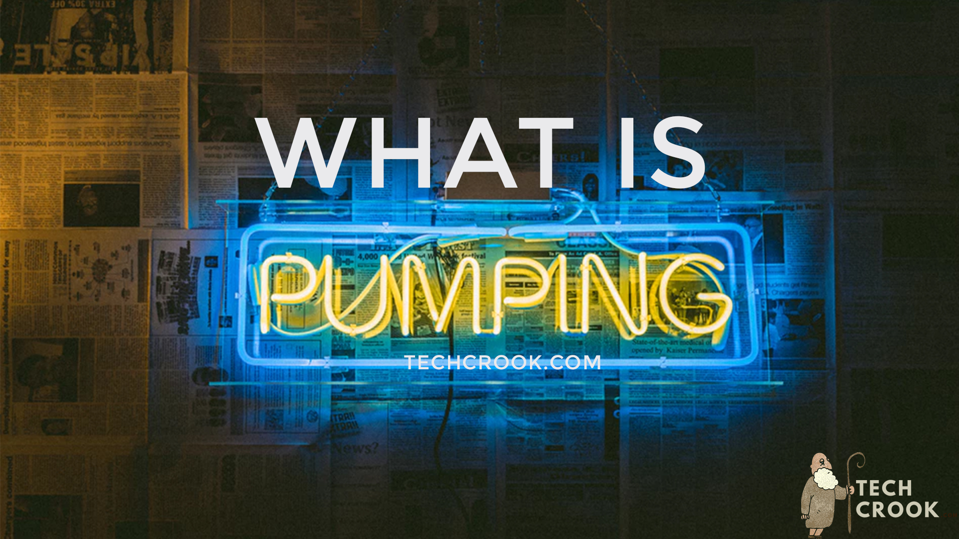 What is Pumping in Cryptocurrency and Stock Market
