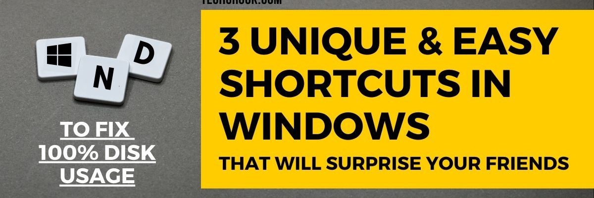 Windows 10 unique hidden shortcuts crazy