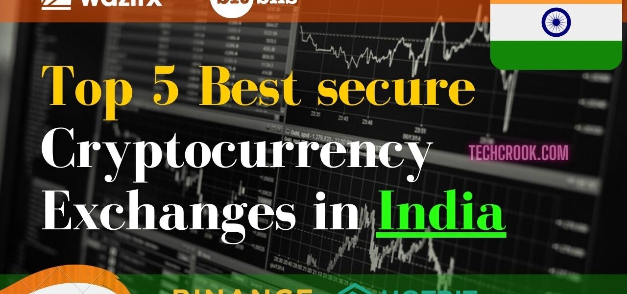 top 5 best cryptocurrency exchanges in India