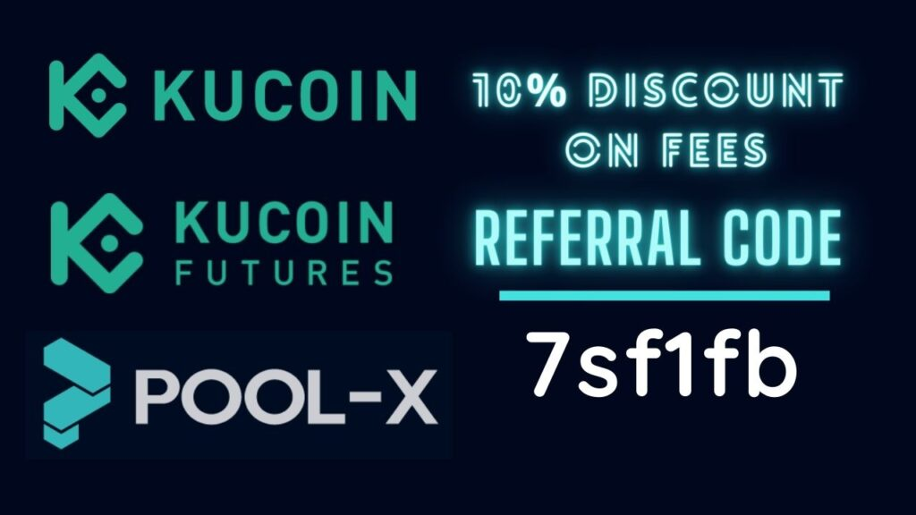 Kucoin exchange referral code 2020 pool-x, futures