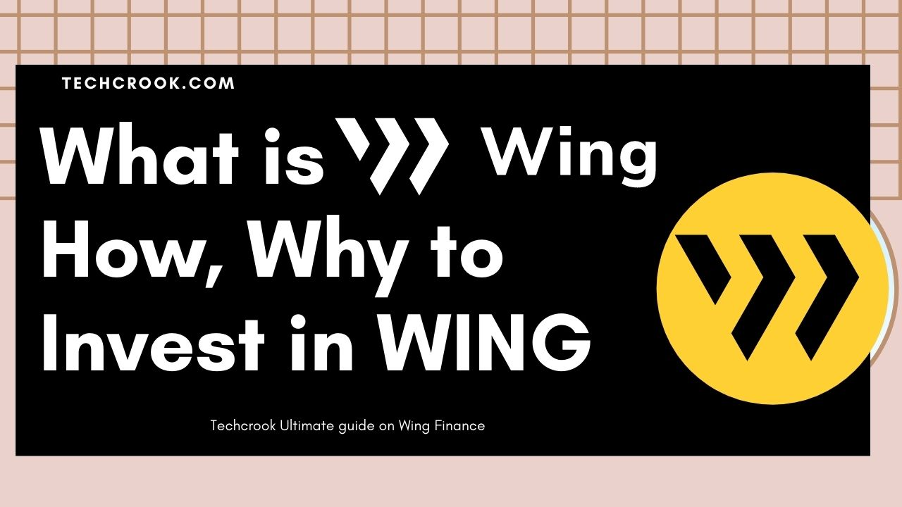 What is Wing Finance and How to buy WING tokens by ONT team