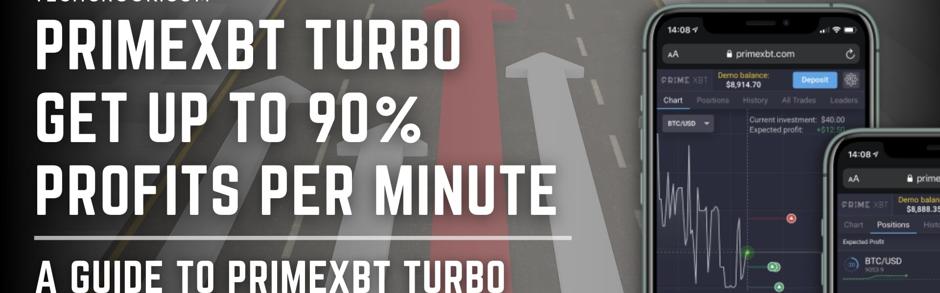PrimeXBT Turbo working example how to use