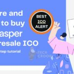 Casper token ICO how and where to buy CSPR tokens Coinlist