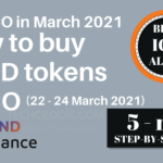 How where to buy XEND tokens from Balancer presale