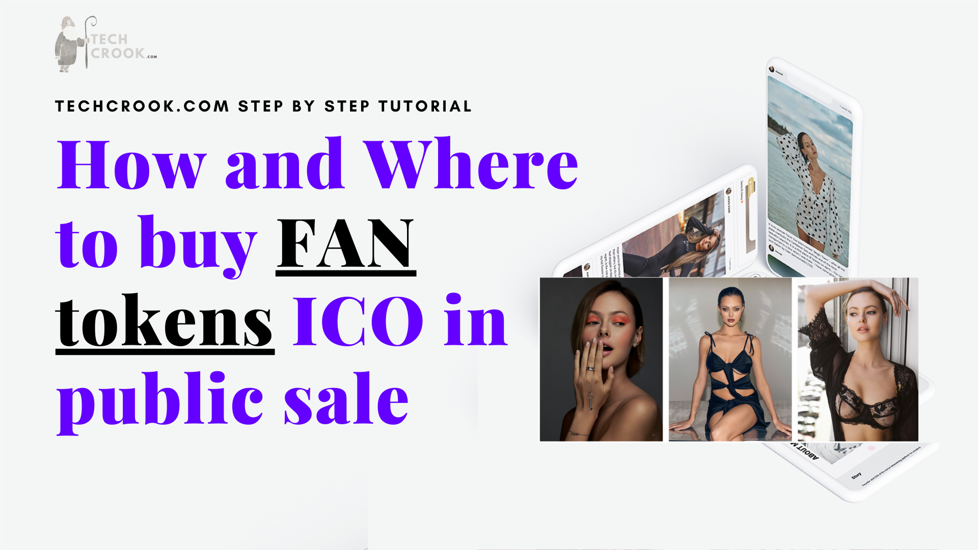 How and Where to buy Fanadise token ICO in public sale