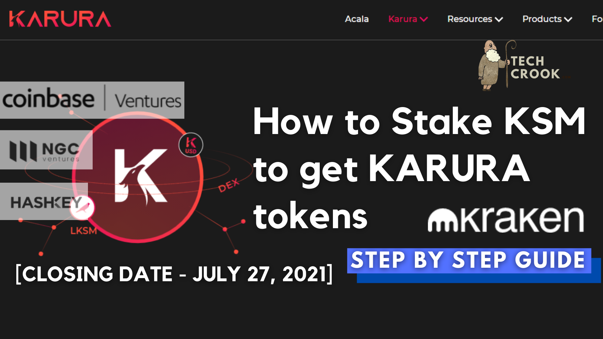 How and Where to buy Karura Token (KAR) from ICO parachain auction Kraken and Hotbit