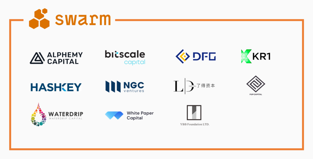 Buy Swarm token from ICO presale in Coinlist investors